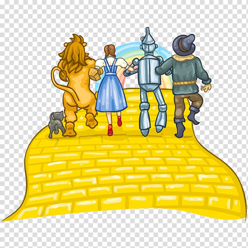 The Wonderful Wizard of Oz Yellow brick road Wicked Witch of.