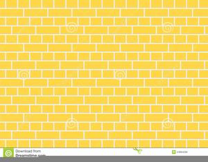 Yellow Brick Road Printable Clipart.