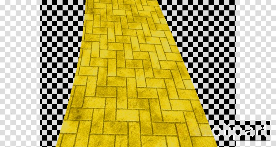 Yellow Brick Road clipart.