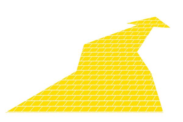 Yellow Brick Road Clipart 3.