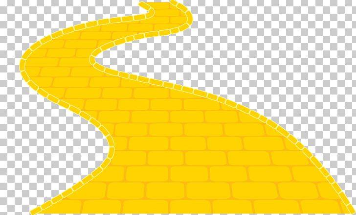 The Wizard Yellow Brick Road PNG, Clipart, Angle, Blog, Brick, Clip.