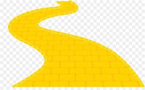 Yellow Brick Road Clipart 17.