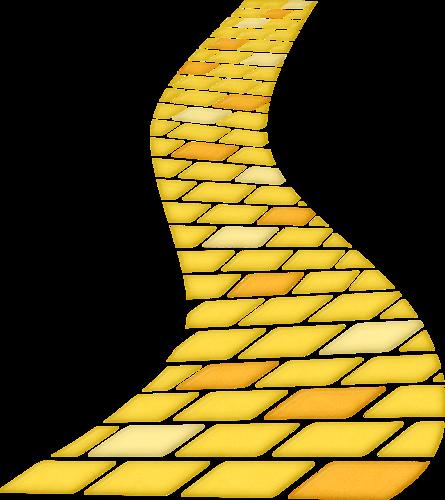 The Yellow Brick Road.