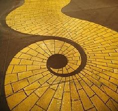 Clipart Yellow Brick Road.