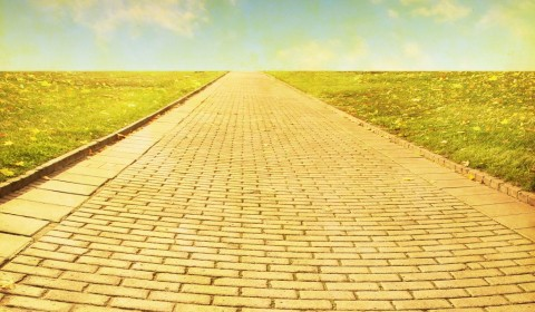 Yellow Brick Road Wallpapers.