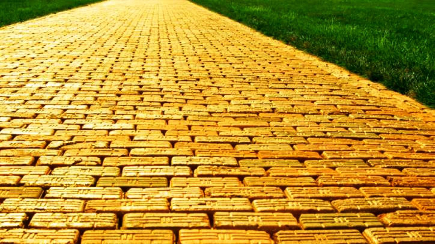Finding Your Yellow Brick Road to Silicon Valley.