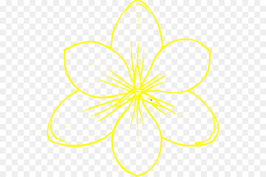 Flower Yellow Buttercup Clip art.