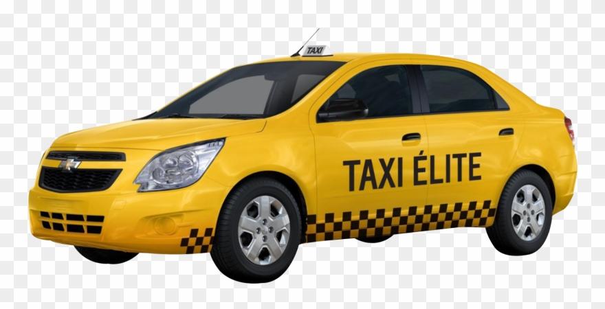 Taxi Cab Clipart Transparent Background.