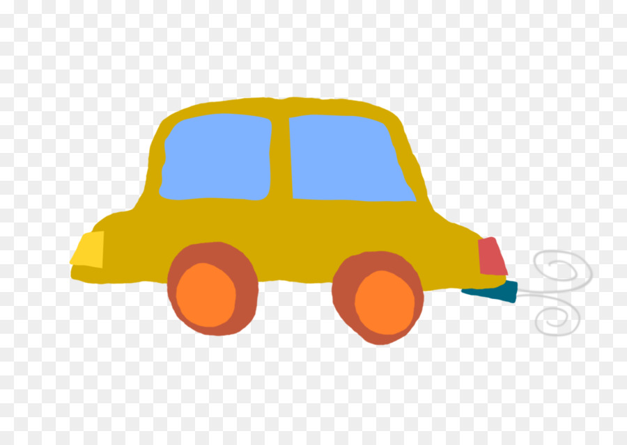 Car, Yellow, Line, transparent png image & clipart free download.