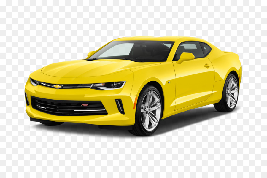 Free Yellow Muscle Car Png & Free Yellow Muscle Car.png Transparent.