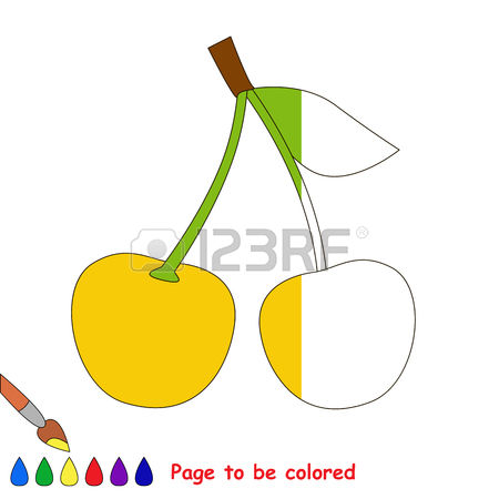 103 Two Cherries Vector Stock Vector Illustration And Royalty Free.