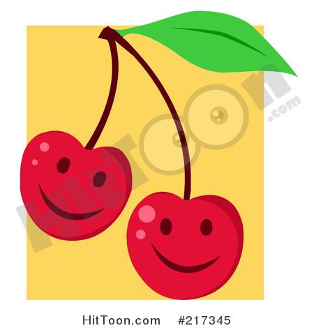 Cherries Clipart #1.