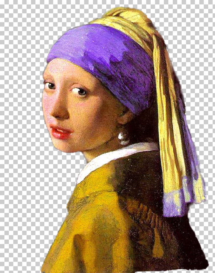 Girl with a Pearl Earring Painting Mauritshuis Mona Lisa.