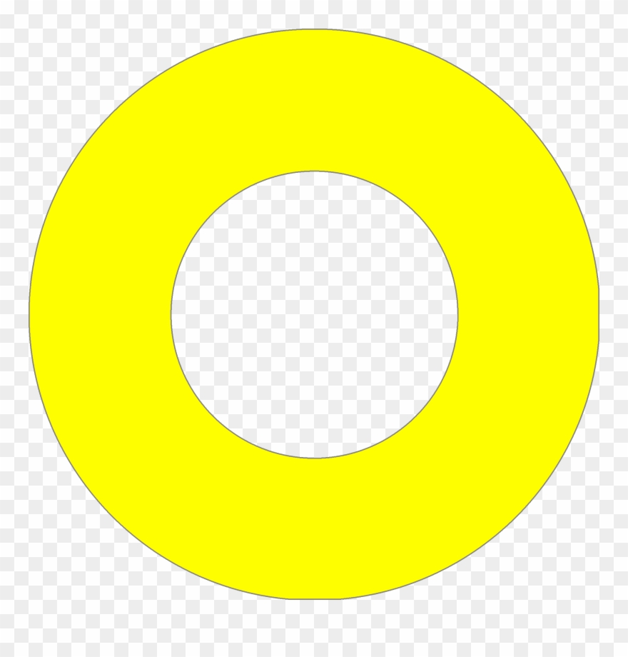 Yellow Circle Png.