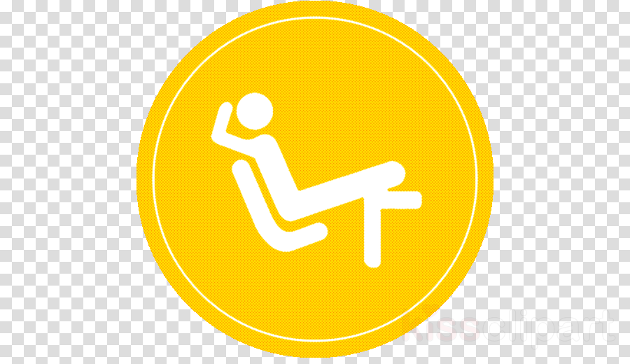 yellow font icon sign symbol clipart.