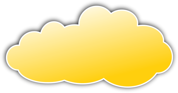 color cloud yellow.