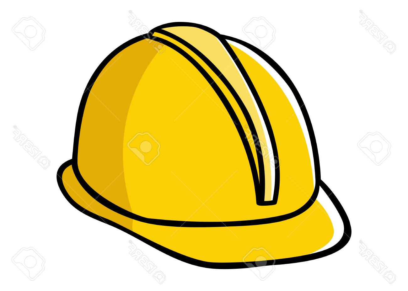 71 Construction Hat free clipart.