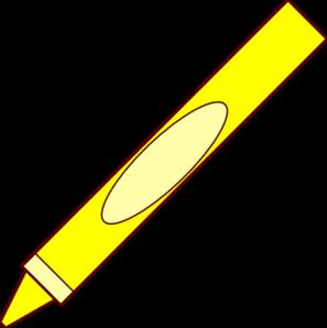 Crayon Clip Art at Clker.com.