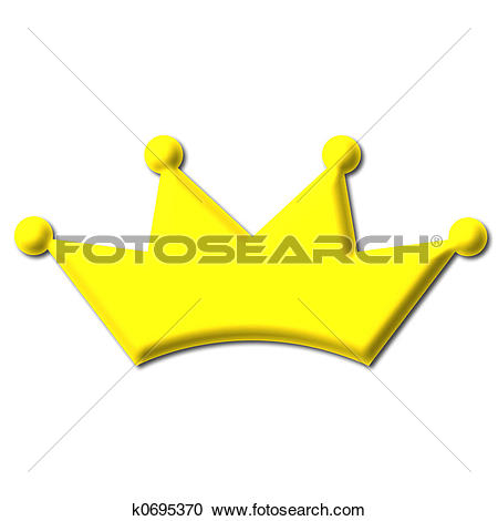 Drawing of King's Crown sha0033.