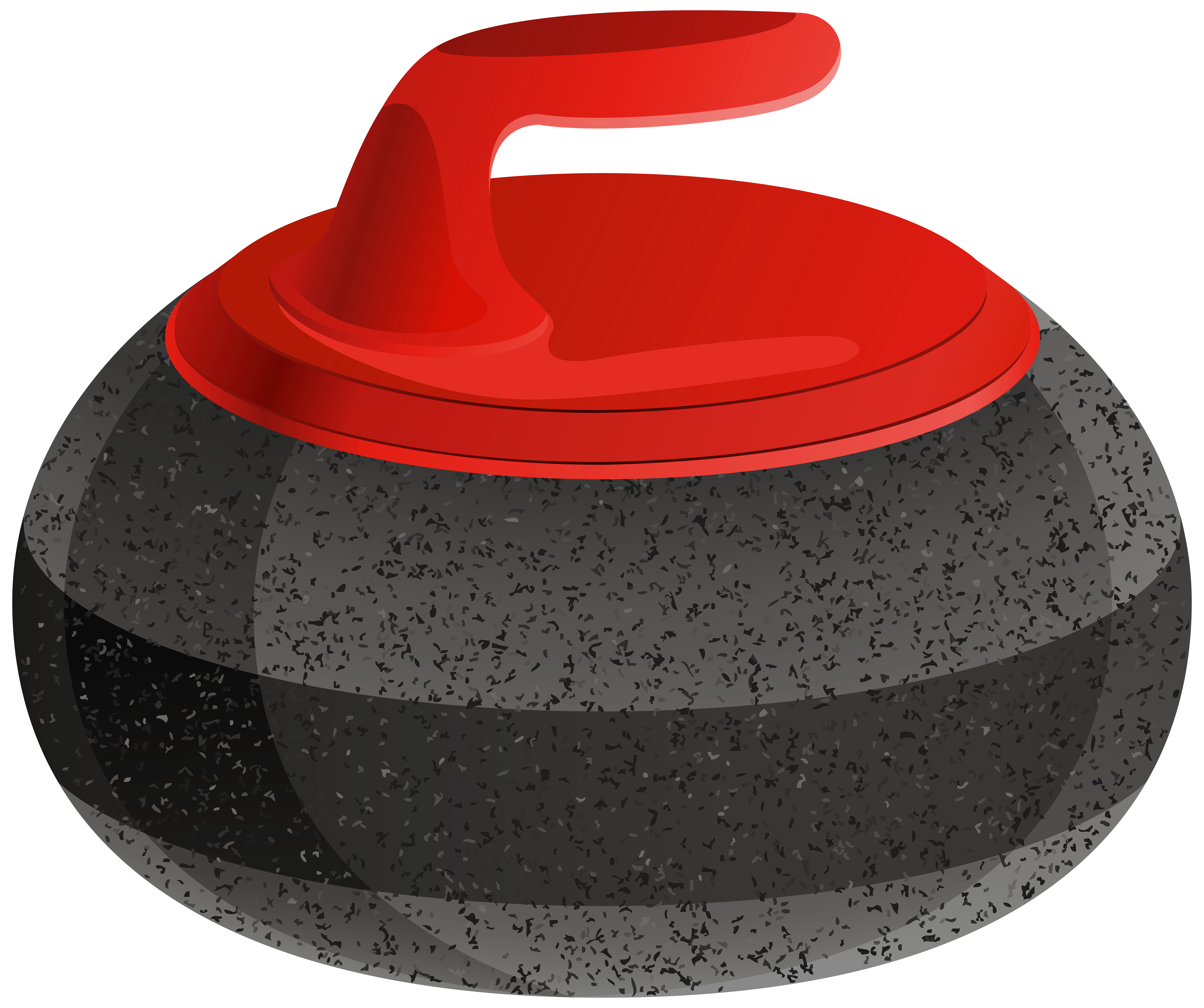 Curling Stone PNG Clip Ar.