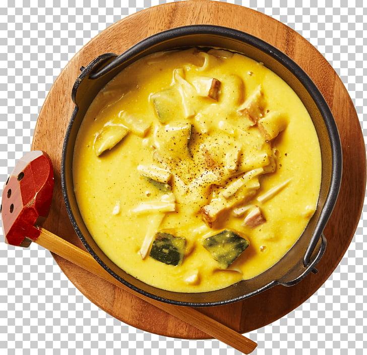Yellow curry Delicatessen Carbonara Vegetarian cuisine Hōtō.