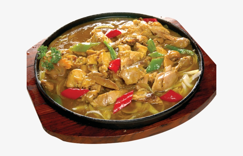 Chicken Curry Clipart Yellow Curry.