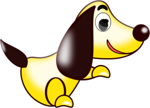 Yellow Dog Clip Art Download.