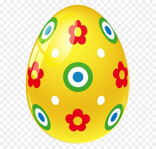 Easter Bunny Easter egg Yellow Clip art.