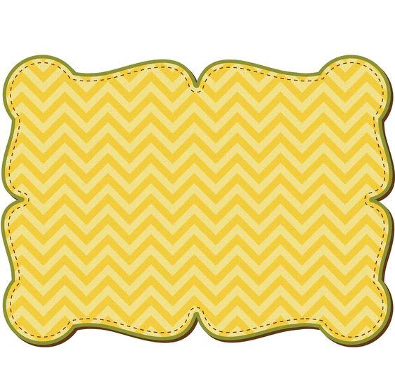 yellow chevron background image.