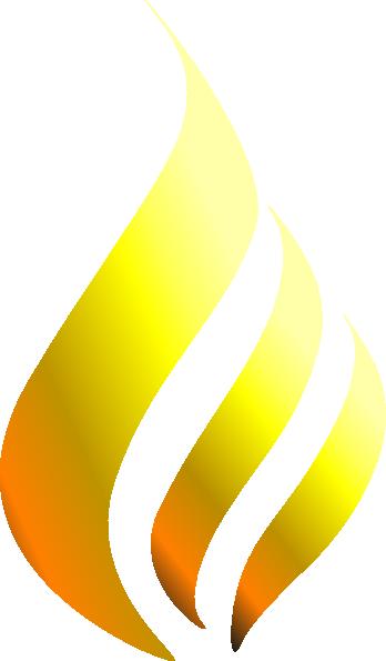 Yellow Flame Clip Art at Clker.com.