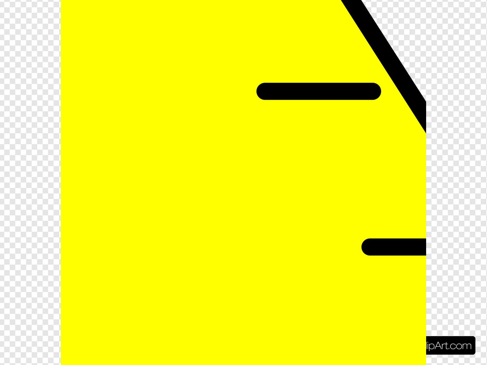 Yellow Flask Clip art, Icon and SVG.