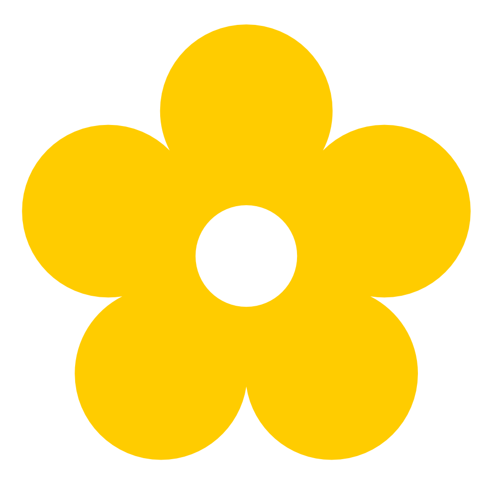 Yellow Flower Clip Art & Free Yellow Flower Clip Art.png.