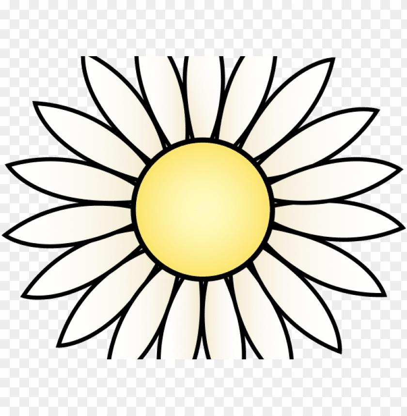 yellow flower clipart yellow daisy.