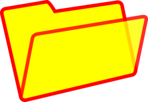 Free Yellow Folder Cliparts, Download Free Clip Art, Free.