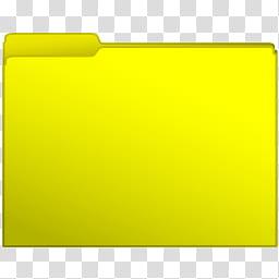 Basic Set of Warm Color Computer Folder Icons,.