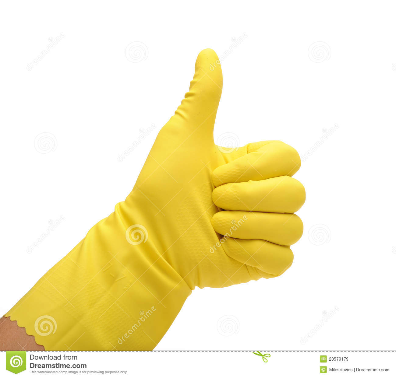 1253 Glove free clipart.