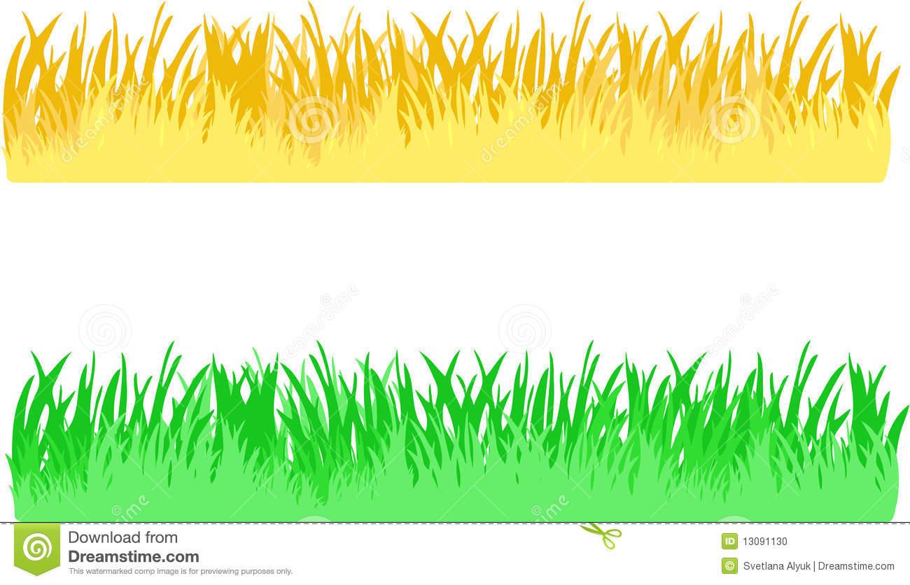 Autumn Clip Art Grass.