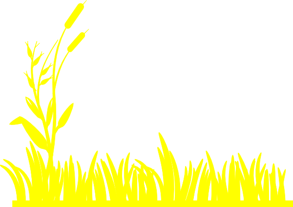 Yellow Grass Clip Art at Clker.com.