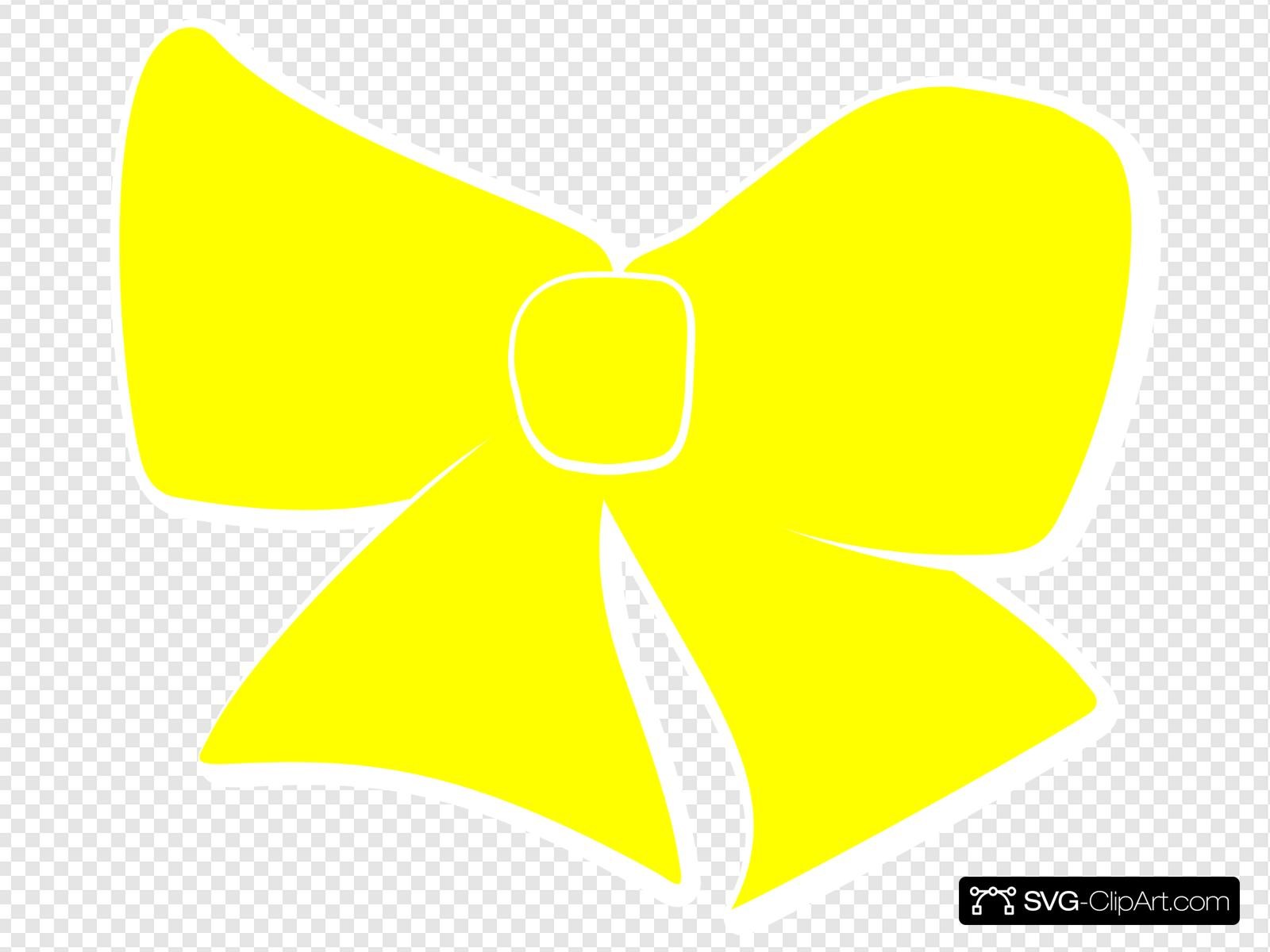 Hair Bow Clip art, Icon and SVG.