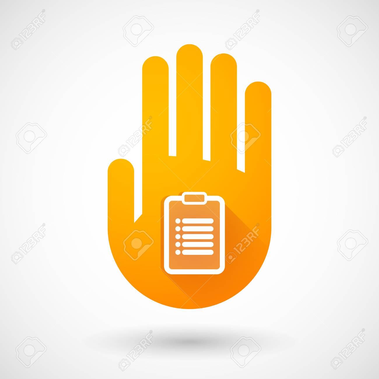 Orange Hand Cliparts Free Download Clip Art.