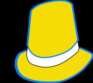 Top Hat Clip Art at Clker.com.
