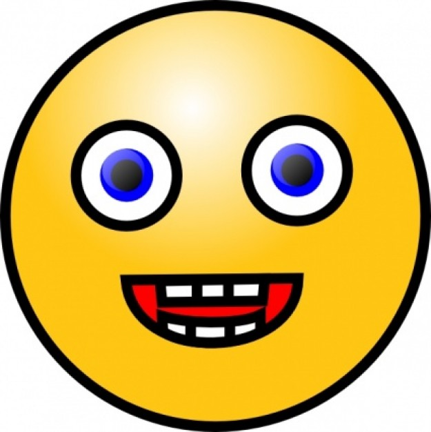 Smiley Face Clipart.