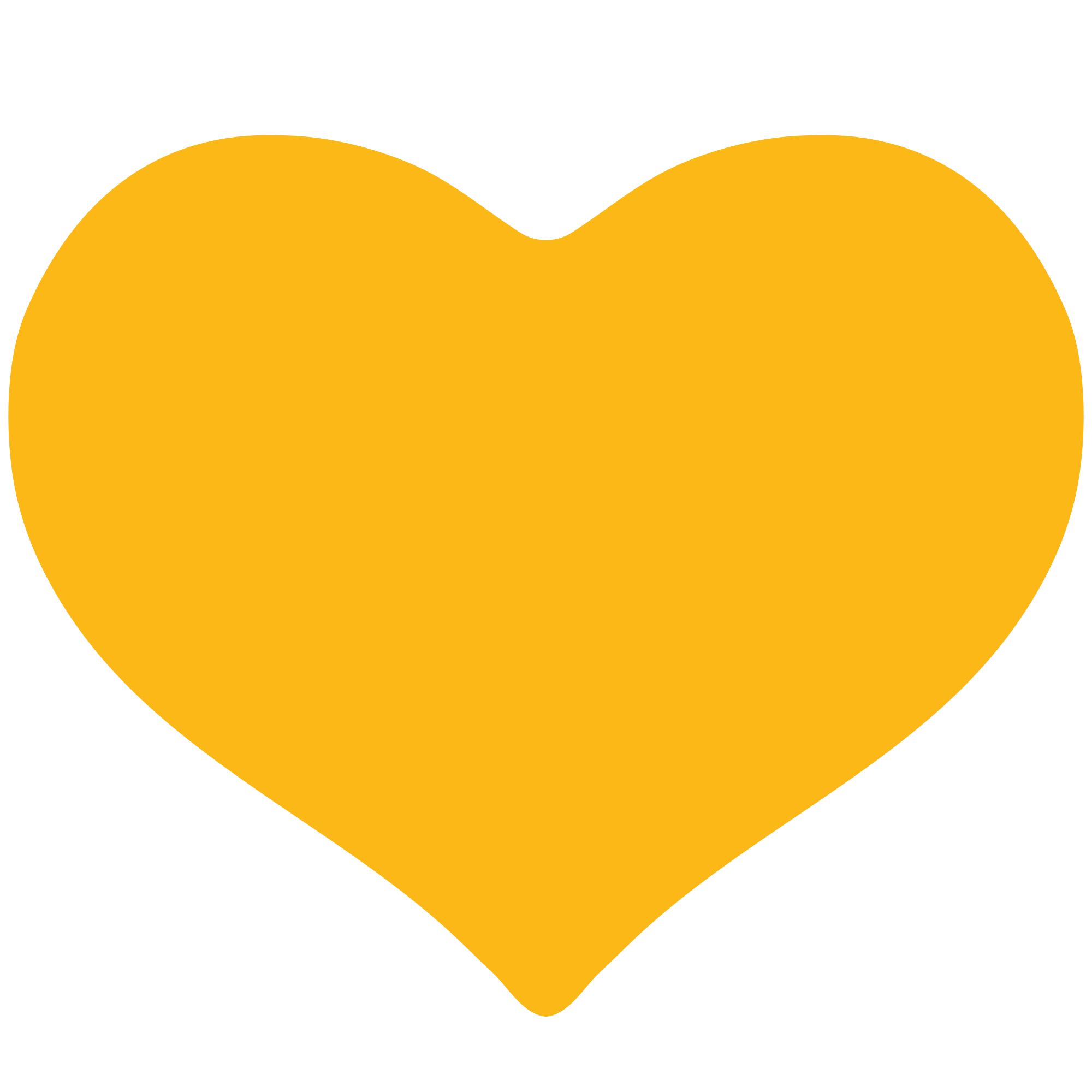 Download Yellow Heart Clipart HQ PNG Image.