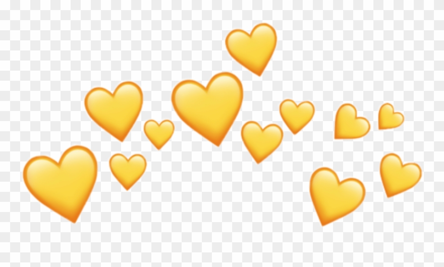 hearts #yellow #yellowaesthetic #yellowheart #love.