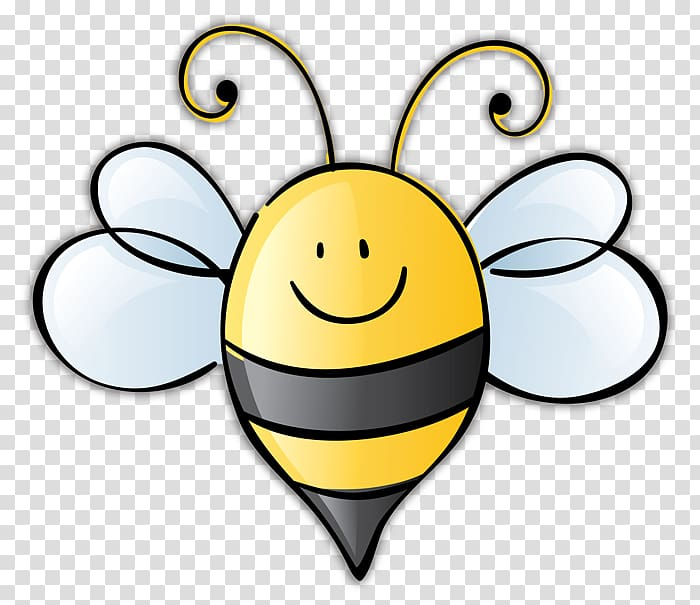 Bumblebee Honey bee Queen bee , bee transparent background.