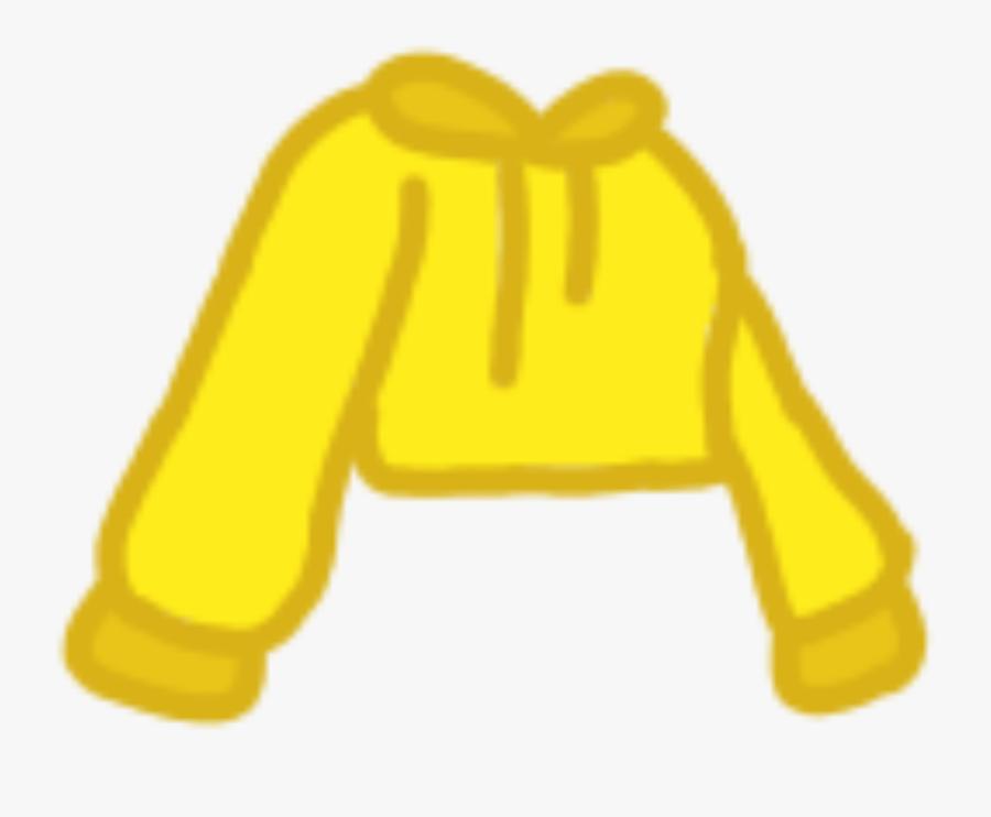 Gacha Yellow Hoodie.