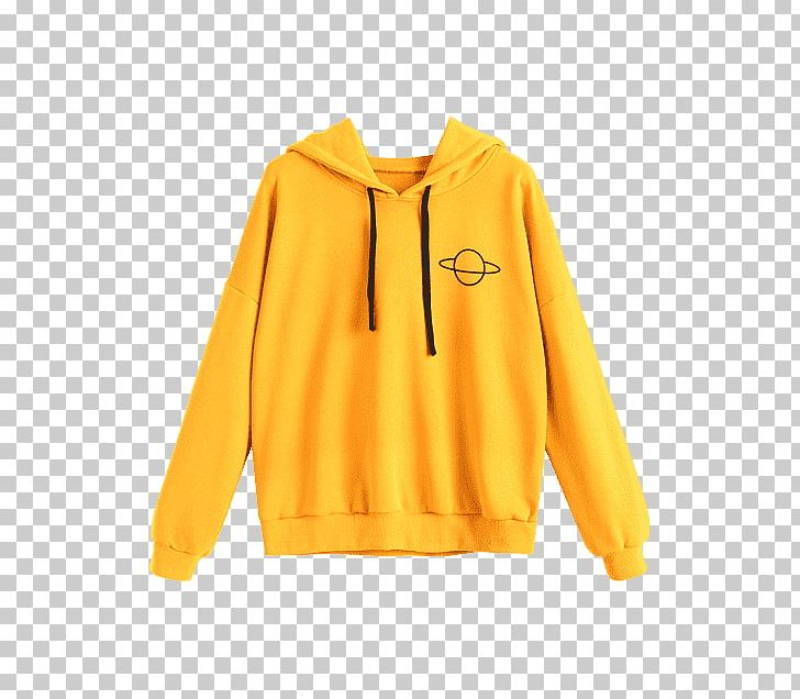 Hoodie Yellow Sleeve Bluza Clothing PNG, Clipart, Blouse.