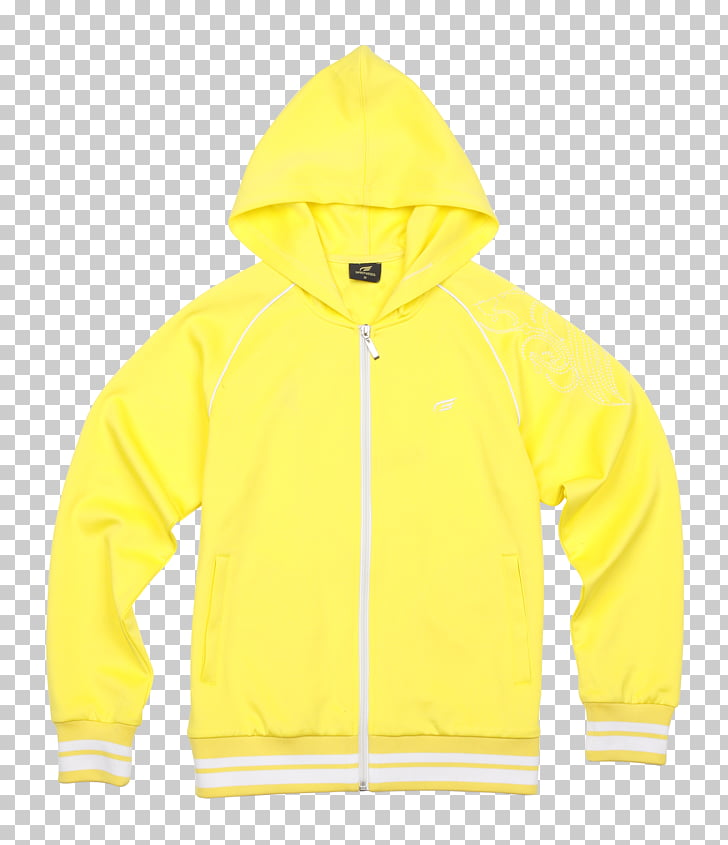 Ice cream Hoodie Mango Mousse, Mango yellow sweater PNG.