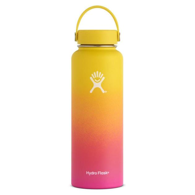 Hydro Flask 32 oz Tumbler Bottle Wide Mouth With Flex Cap.