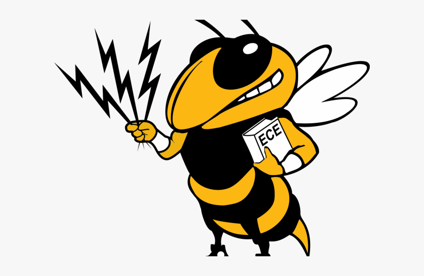 Transparent Hornet Clipart.